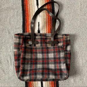 Filson Mackinaw Wool Tote Bag